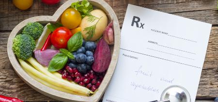 Food and Prescriptions